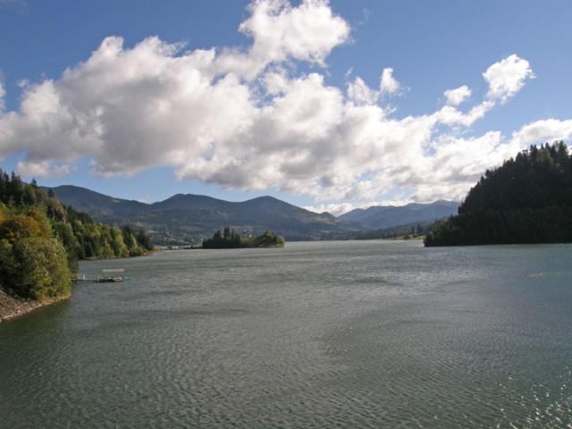 Herrliche Natur und ursprüngliches Leben wartet am Lacul Cobilița